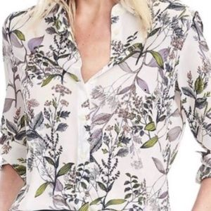 Banana Republic Tops - Banana Republic Dillion Floral Shirt